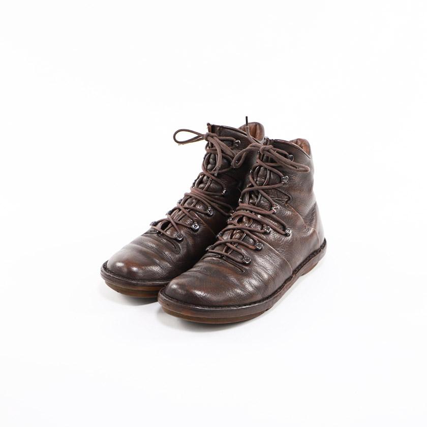 メンズ [trippen] Alpin brown サイズ 41(25.5~26.0) コンディションC ¥6,600 売切れ