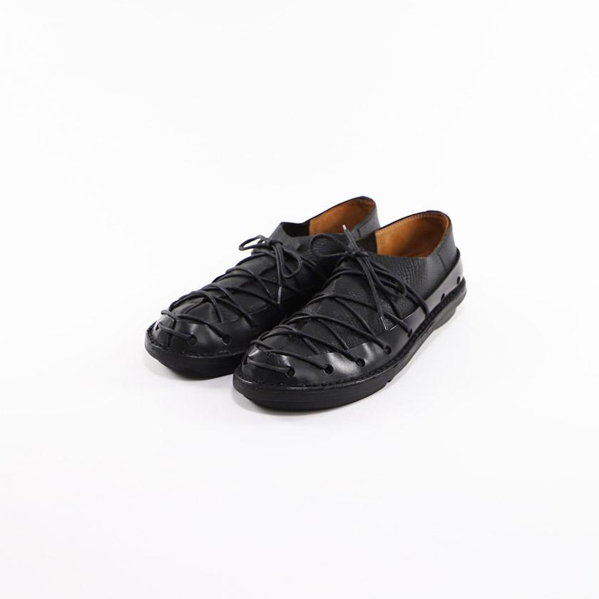 メンズ [trippen] Sparta black サイズ 41(25.5~26.0) コンディションB ¥9,900 売切れ