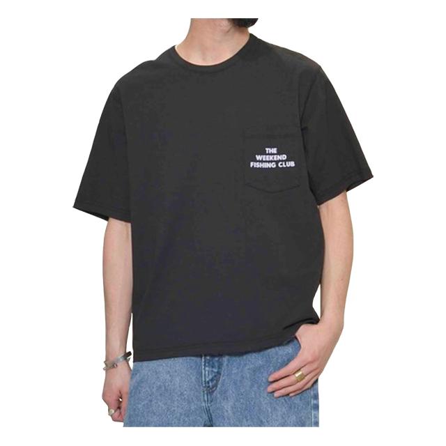 プリントTシャツ(FISHING CLUB) ブラック JOHNBULL 40%OFF ¥6,050(税込)→¥3,630(税込)