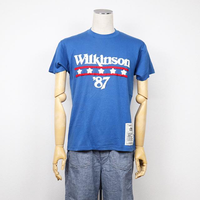 ドッツ ウェア デザイン/Dots wear design アメリカ製古着をリメークTシャツ刺繍 C 70%OFF 価格5,280円(税込) 未使用