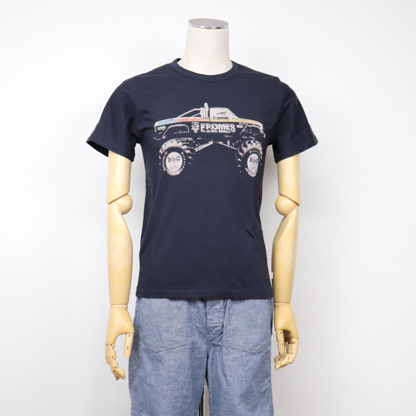 ドッツ ウェア デザイン/Dots wear design 4WDプリントTシャツ 70%OFF 価格4,950円(税込) 未使用
