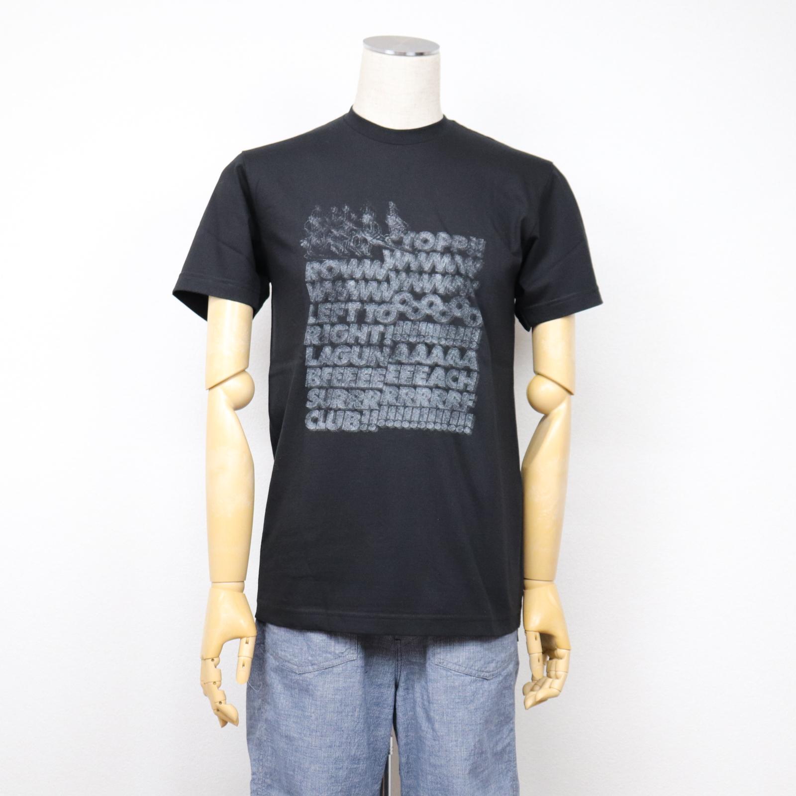 ドッツ ウェア デザイン/Dots wear design サーフクラブプリントTシャツ 70%OFF 価格2,574円(税込) 未使用