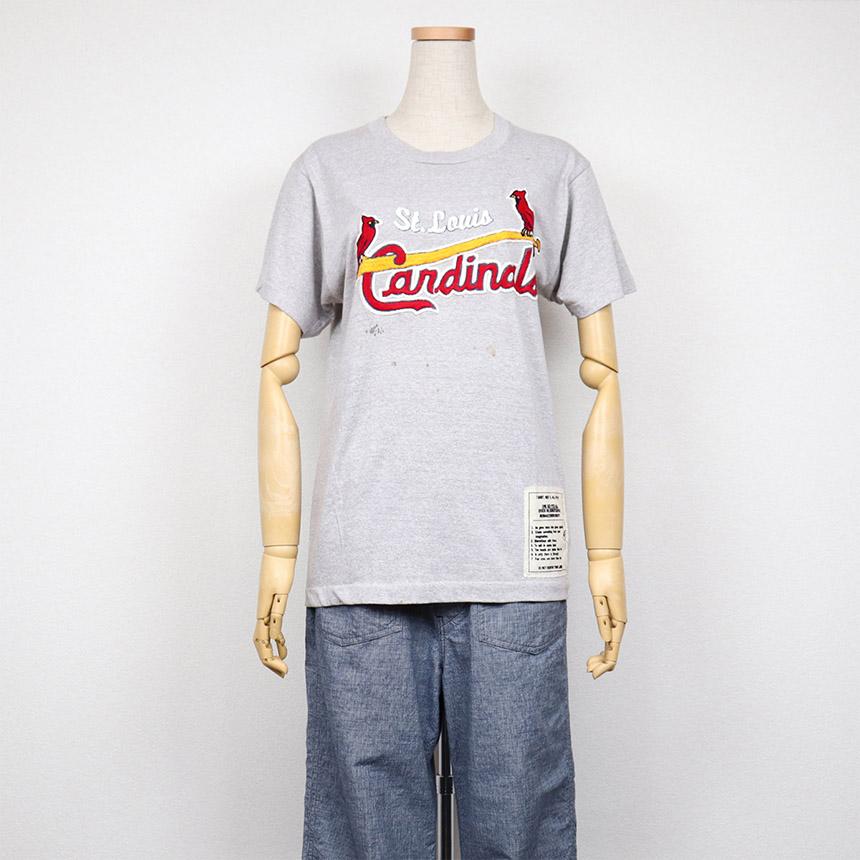 女性にお薦め!ドッツ ウェア デザイン/Dots wear design アメリカ製古着をリメークTシャツ刺繍 A 70%OFF 価格5,280円(税込) 未使用