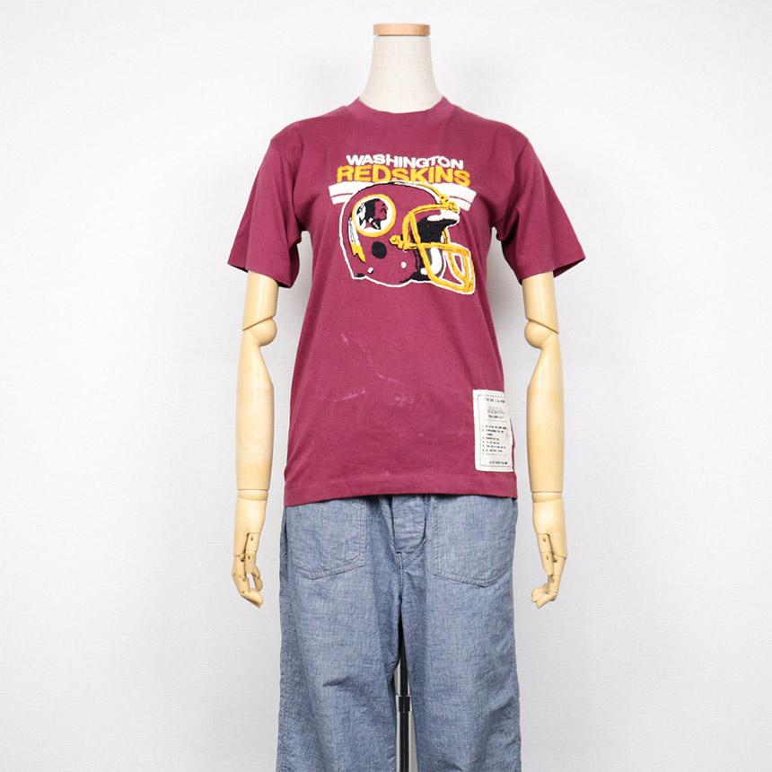 女性にお薦め!ドッツ ウェア デザイン/Dots wear design アメリカ製古着をリメークTシャツ刺繍 B 70%OFF 価格5,280円(税込) 未使用