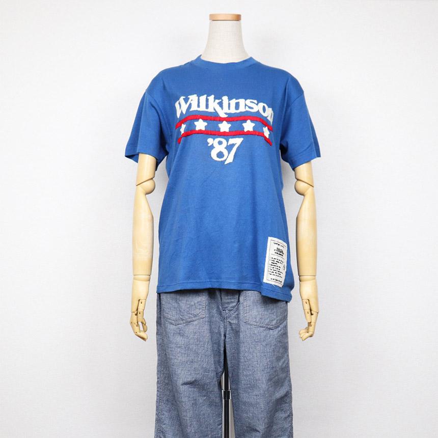 女性にお薦め!ドッツ ウェア デザイン/Dots wear design アメリカ製古着をリメークTシャツ刺繍 C 70%OFF 価格5,280円(税込) 未使用