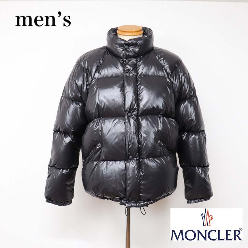 オールド 国内正規 ネイビータグ モンクレール MONCLER ダウンジャケット 2サイズ ブラックドットボタン劣化の為値下げ ¥33,000→¥22,000 売切れ