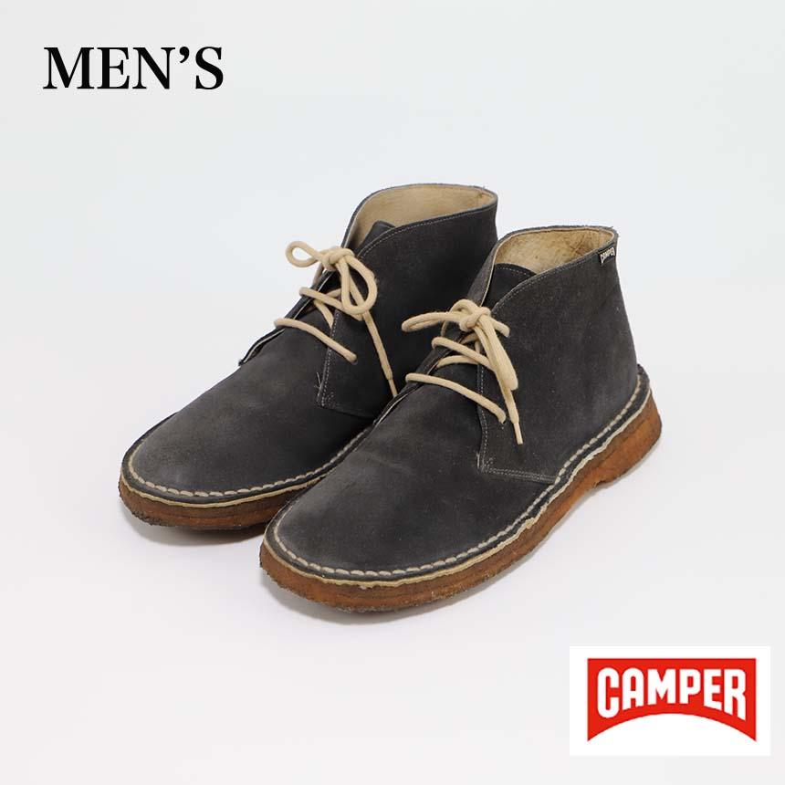 カンペール CAMPER デザートブーツ クレープソール 41(26.0㎝) ¥3,971 ヤフオク出品中(ヤフオク stsdf09764で検索してください)